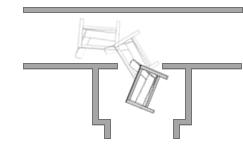 4.ポーチ 5.玄関サイズの確認