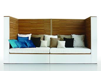 キュービック・組み合わせ自由 ウォールタイプのデザインソファ